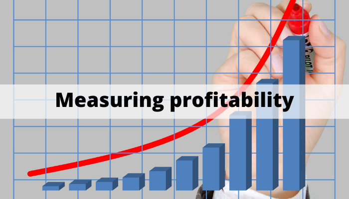 Measuring profitability of a company